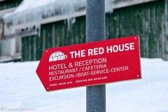The Red House - unsere Unterkunft in Tasiilaq