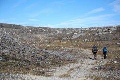 Auf den Wegen der früheren Polarforscher: Foto: Dr. Till Pasquay
