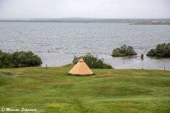 Camping am Myvatn