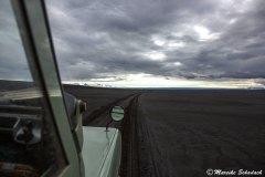 Roadtrip mit Land Rover Serie II durch Island