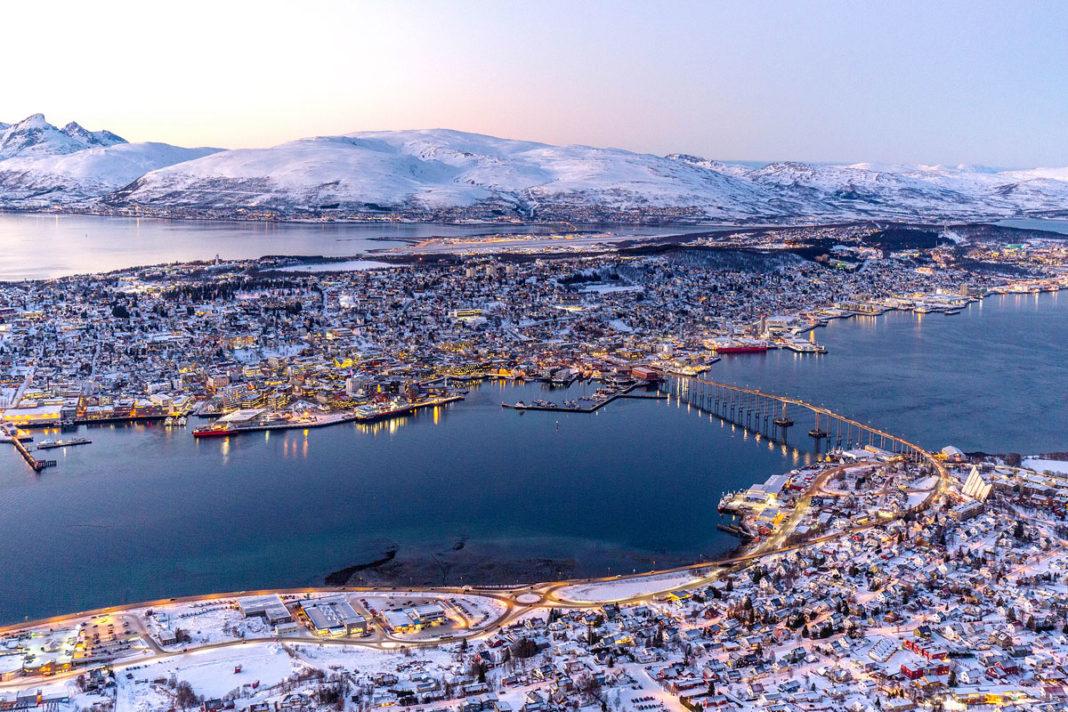 Winter in Tromsø - das Tor zur Arktis