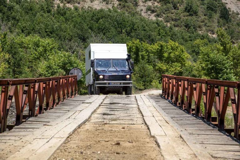 Roadtrip Albanien - Osum Canyon bis Lengarica Canyon