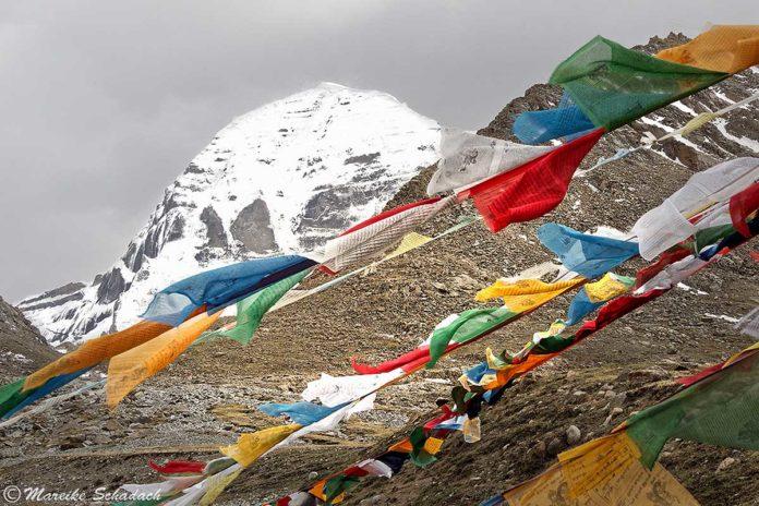 Trekking um den Mount Kailash