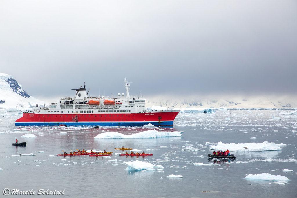 Reisetipps für die Antarktis