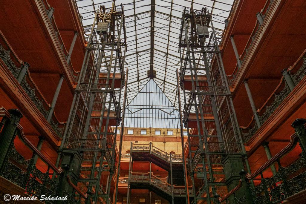 Atrium Bradbury Building