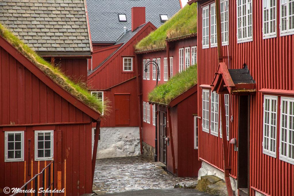 Thorshavn Färöer-Inseln