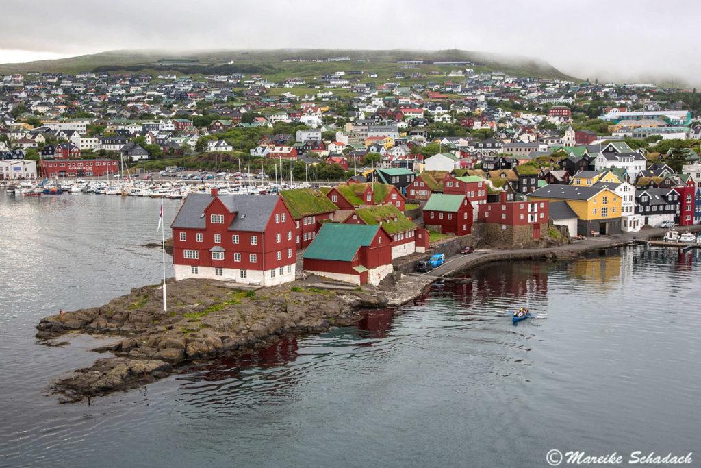 Tórshavn Färöer-Inseln