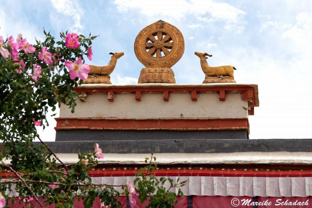Kloster Tholing, Königreich Guge in Tibet