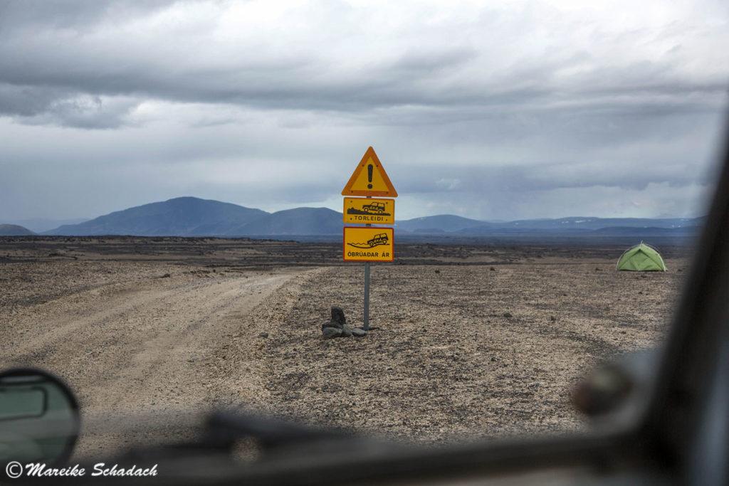 Roadtrip in Island F910
