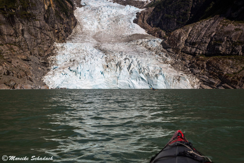 Serrano-Gletscher