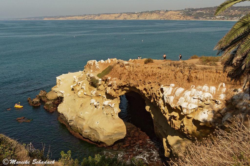 La Jolla Caves - Meereshöhlen