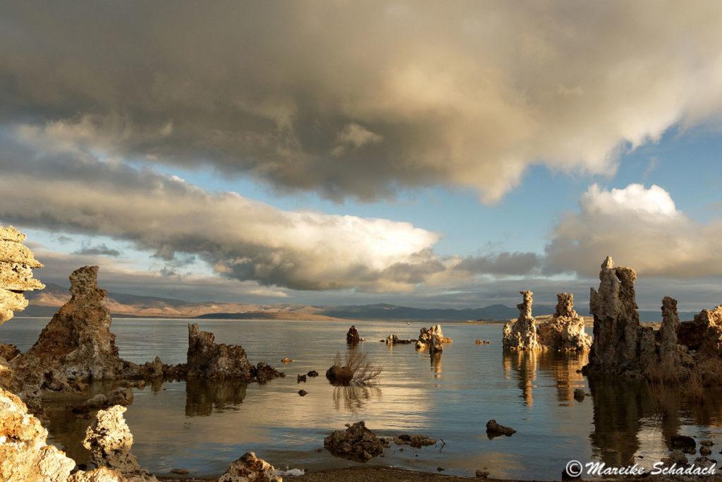 Mono Lake Fototipp für Tufa Formations