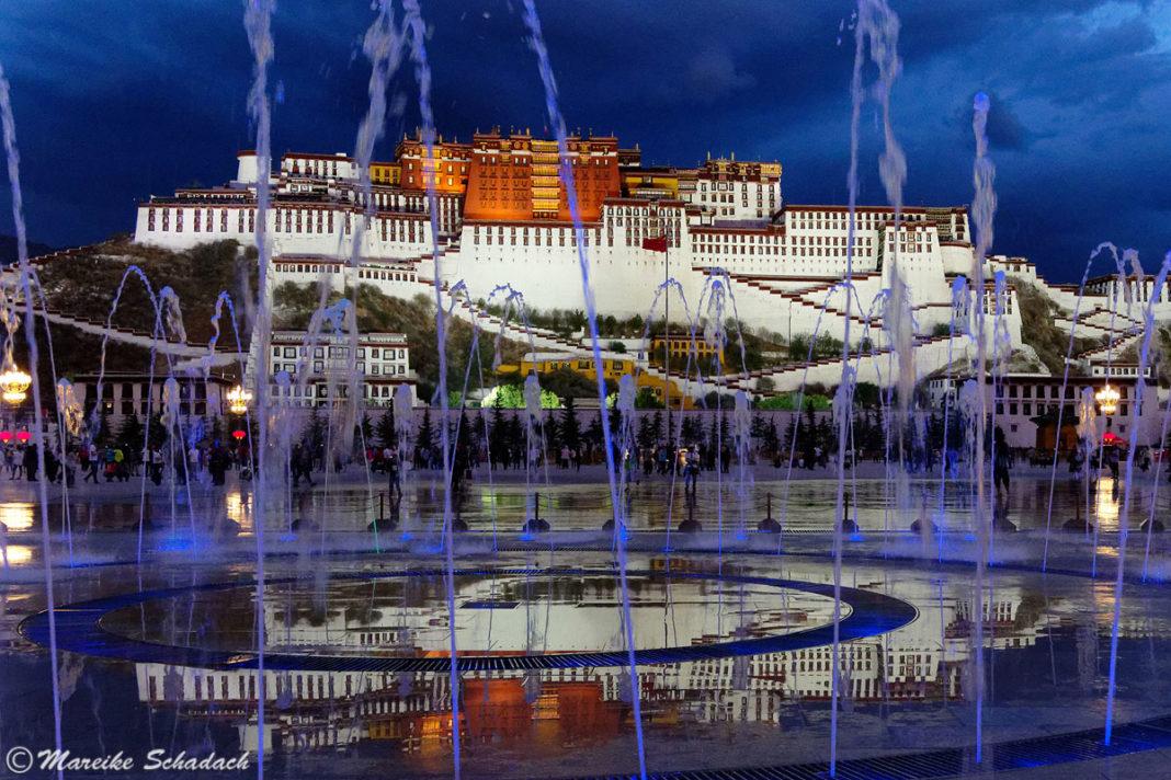 Potala-Palast in Lhasa Fototipps