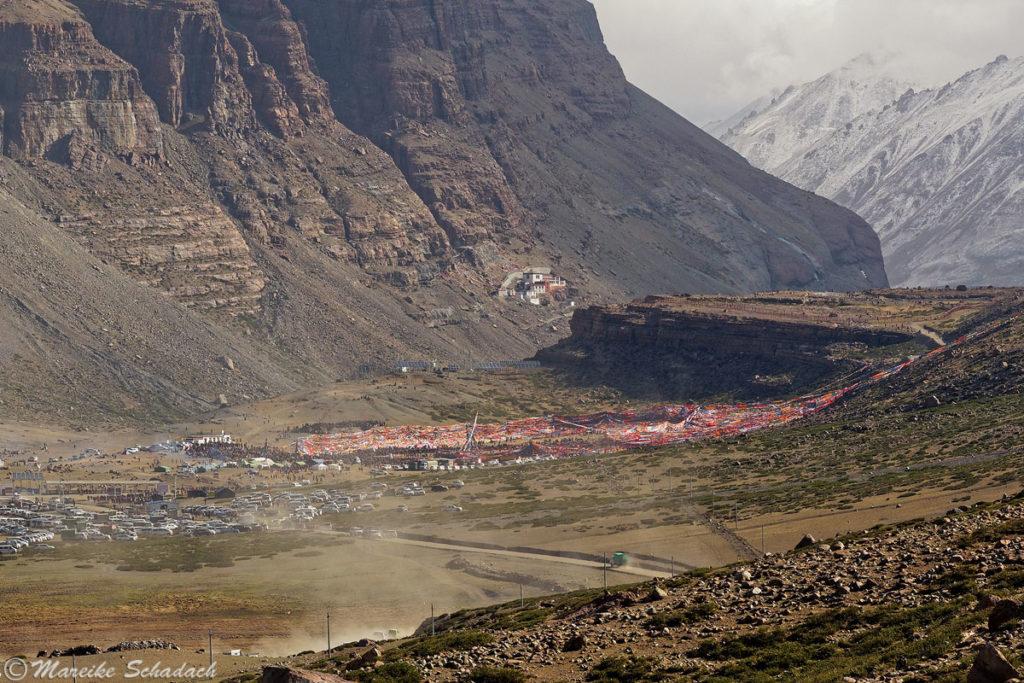 "Flaggenmast ""Tarboche"" Mt. Kailash"