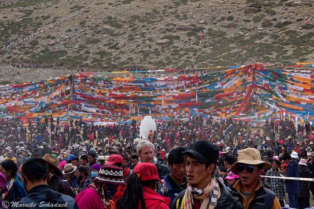 Tarboche Mt. Kailash Tibet