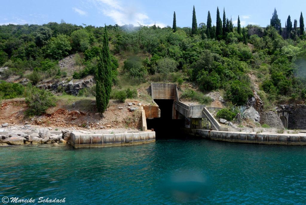 U-Boot-Bunker, Montenegro