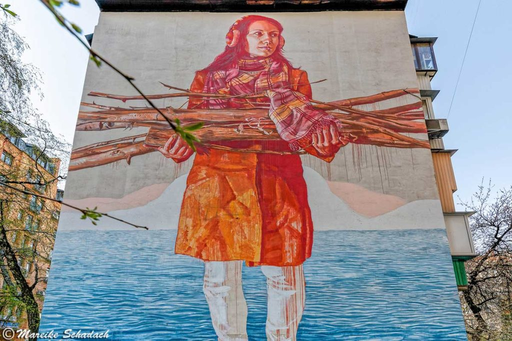 Street Art in Kiew - Changing-of-the-climate-von-Fintan-Magee