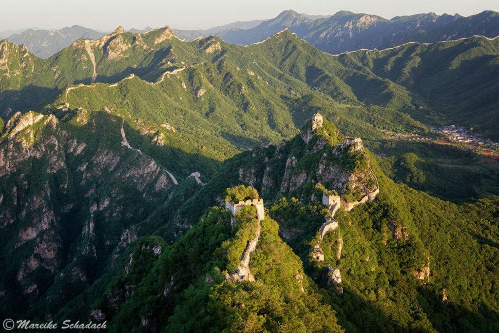 Chinesische Mauer Jiankou