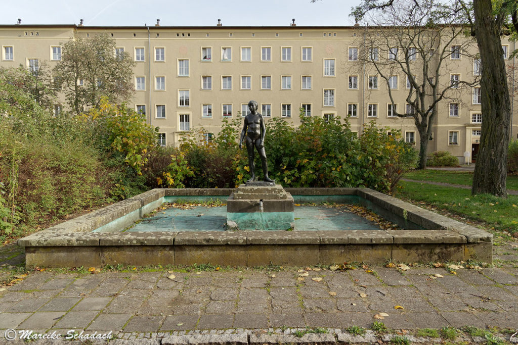 Springbrunnen Eisenhüttenstadt