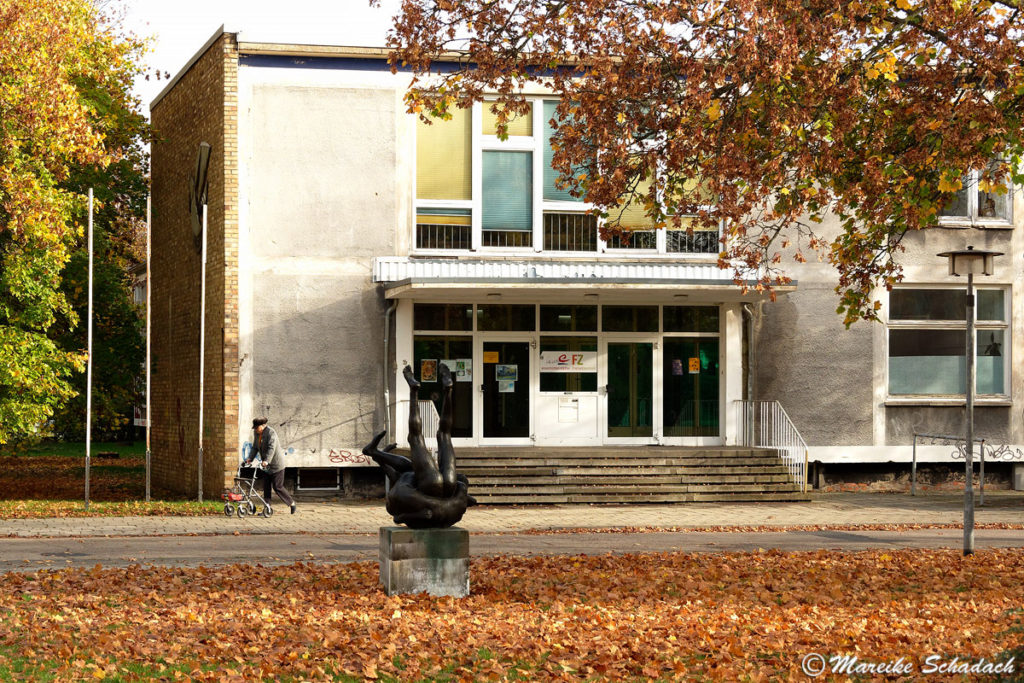 Kulturzentrum der sozialistischen Planstadt Eisenhüttenstadt