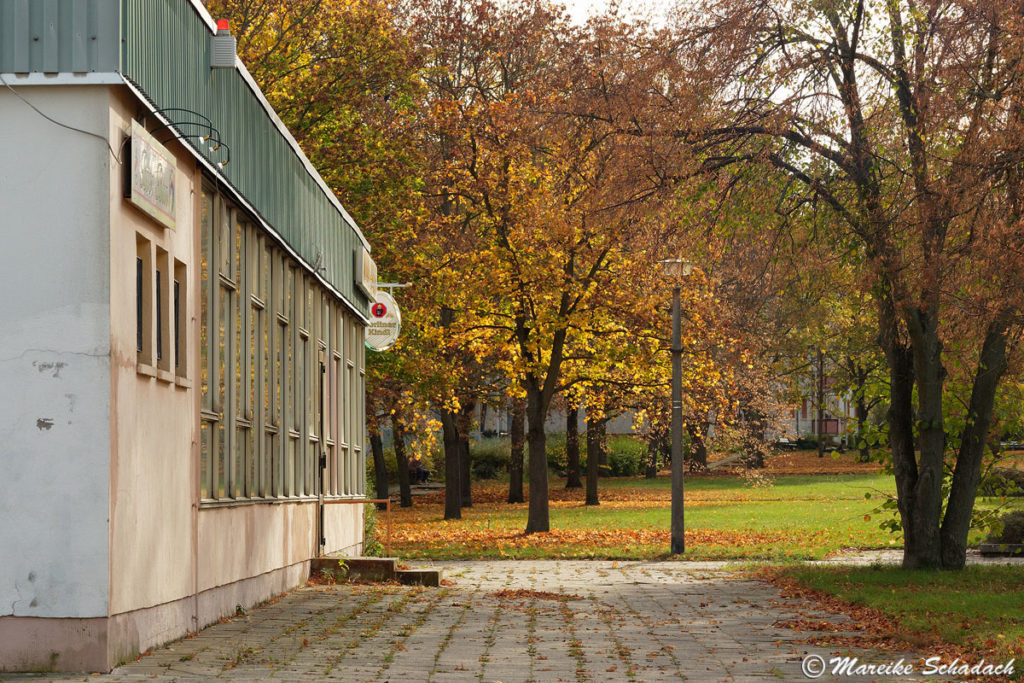 sozialistische Planstadt Eisenhüttenstadt