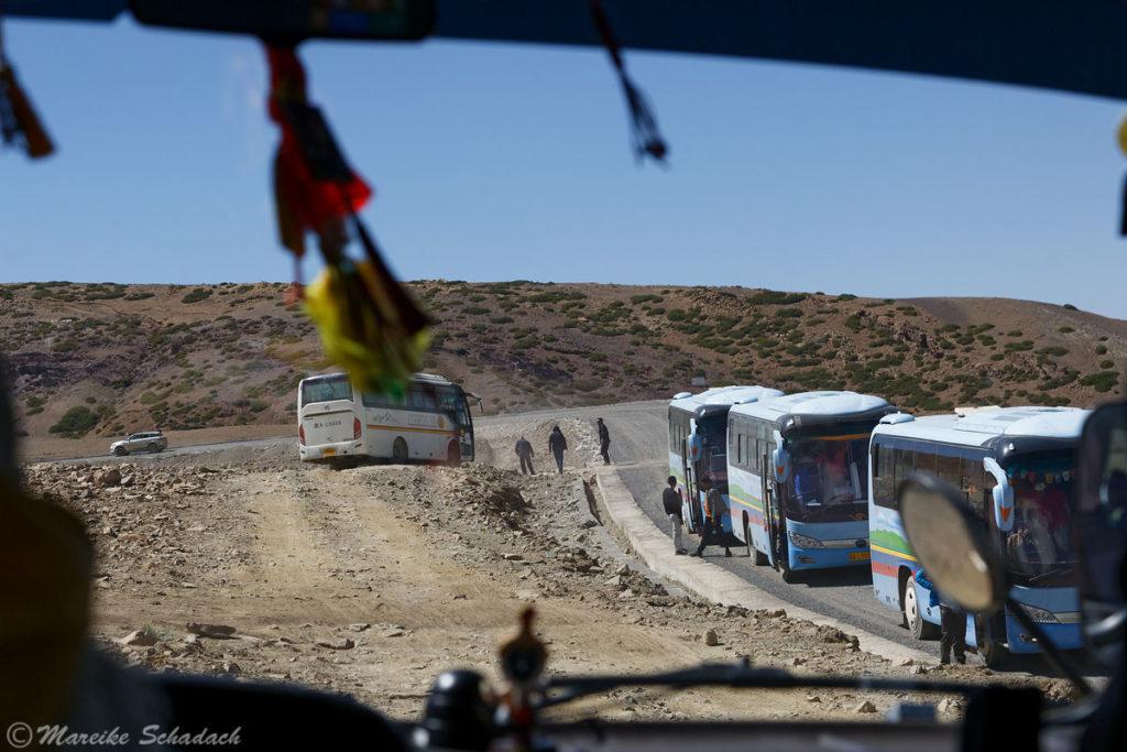 Offroad-Abenteuer mit Tourbussen