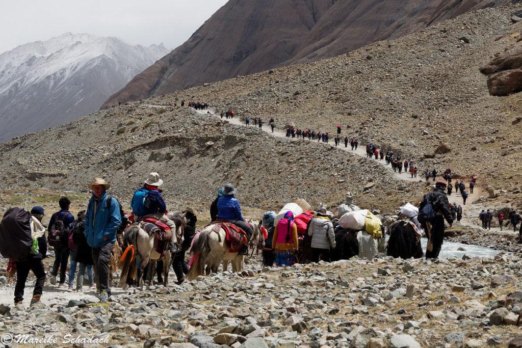 Kora um den Kailash, Tibet