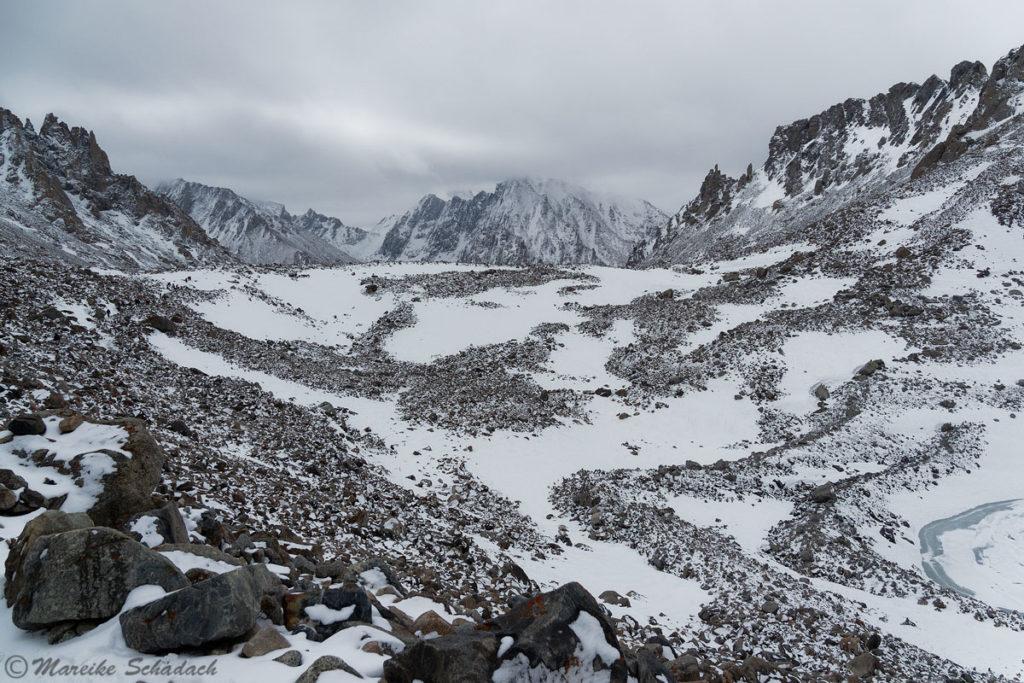 Trekking um den Kailash