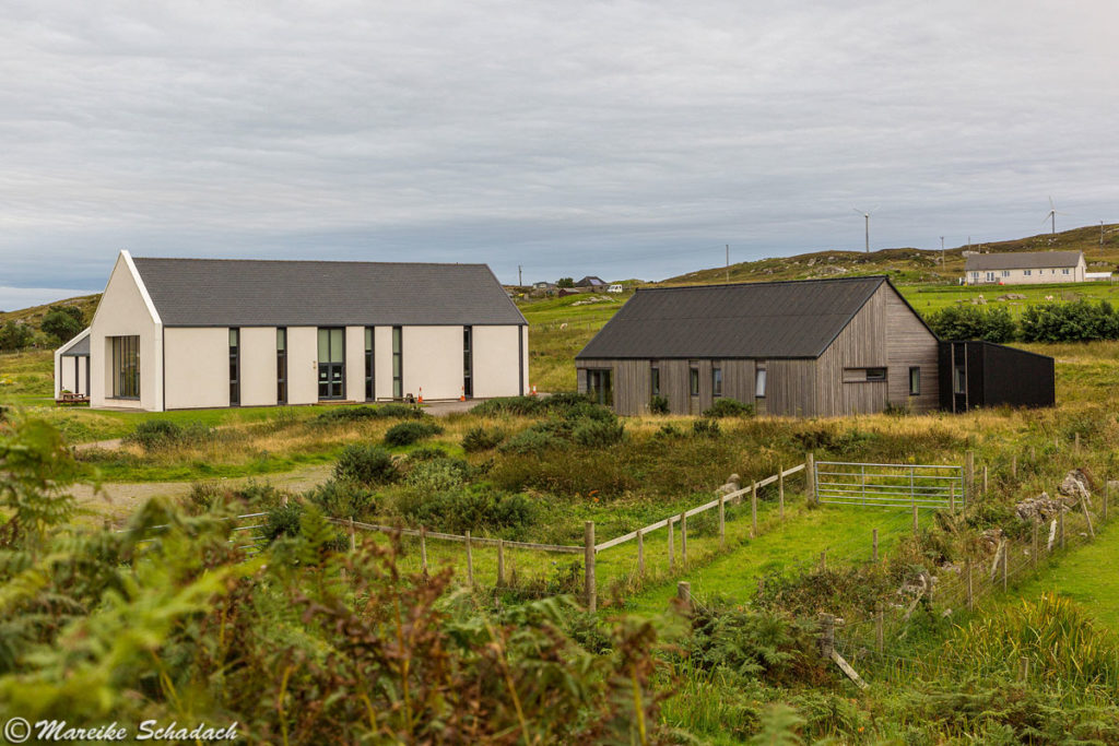 Jugendherberge auf der Isle of Coll