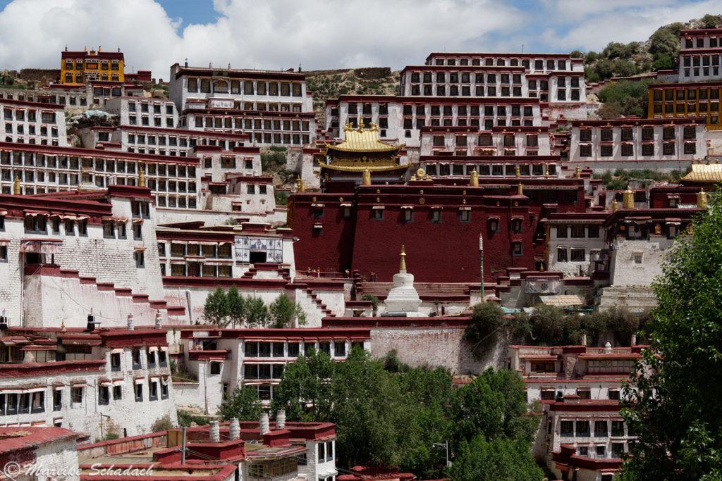 Ganden Kloster, ein Tagesausflug von Lhasa