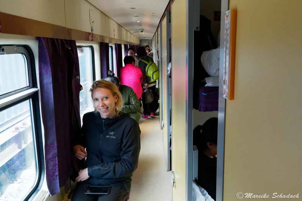 Hard Sleeper Klasse Lhasabahn