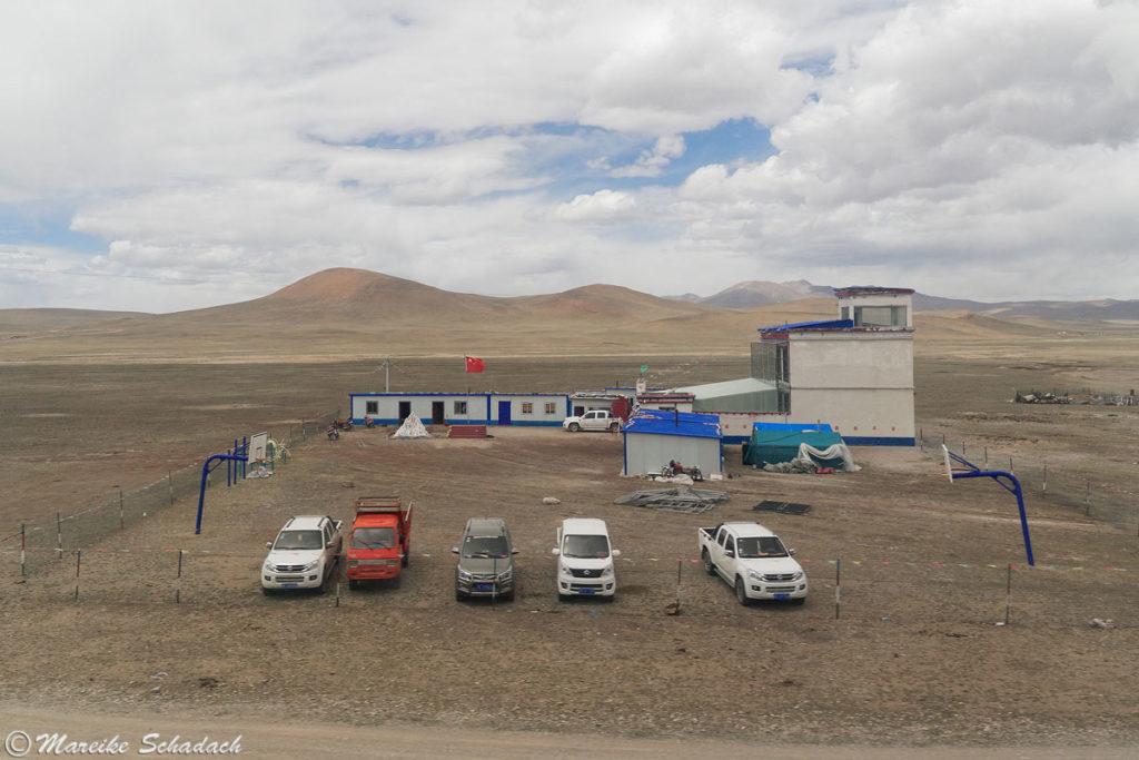 Streckenposten Lhasabahn