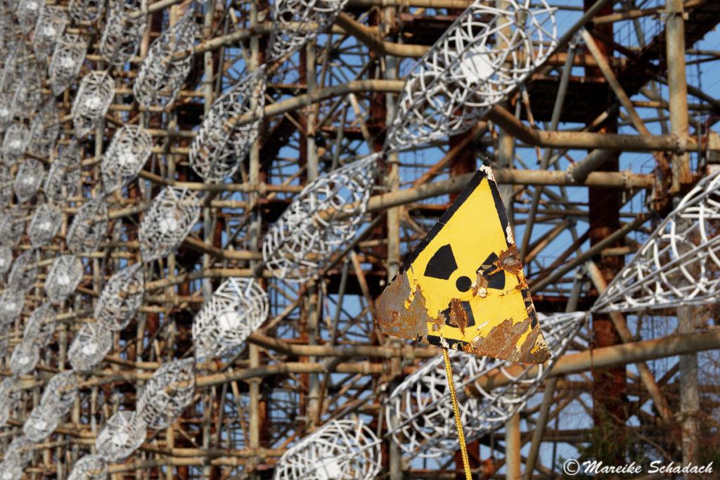 Tschernobyl Fotografieren - Radarstation DUGA 3