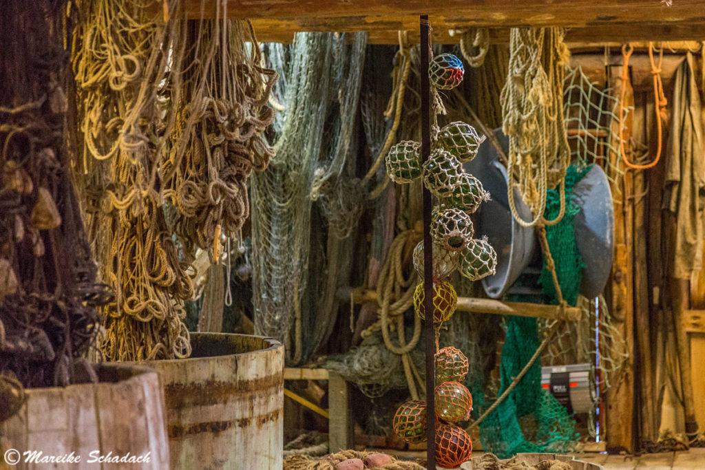 Fischereinetze