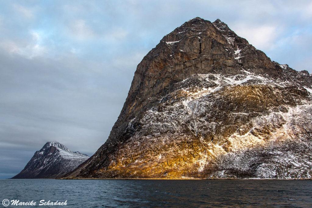 Küste bei Lauklines, Norwegen