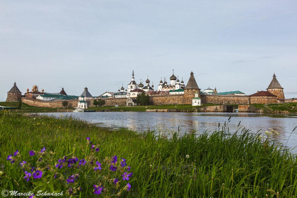 Die Solowezki-Inseln waren das sechste Highlight unseres Roadtrips Rußland & Baltikum.
