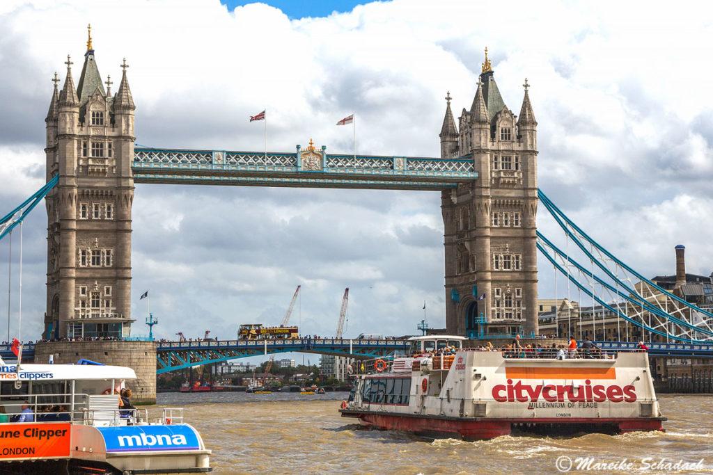 Highlights von London aus einer ganz anderen Perspektive
