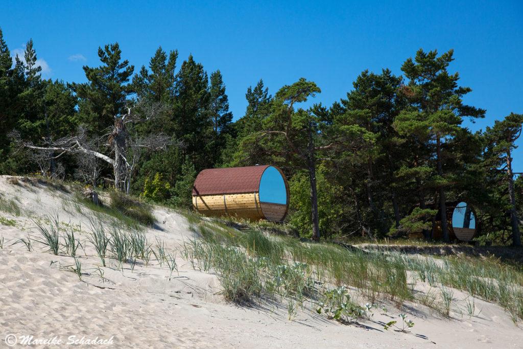 Eines der Highlights unseres Baltikum Roadtrips war das Kap Kolka
