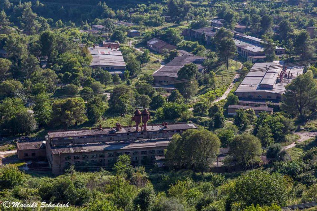 Lost Places waren ein Highlight wähend unseres Roadtrips in Albanien