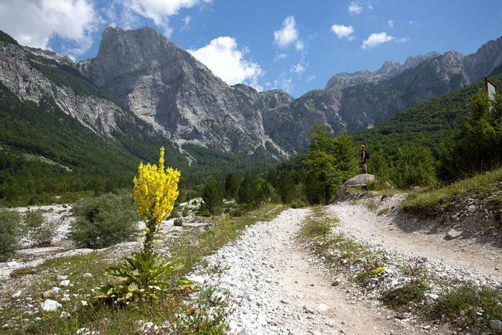 Theth war ein Highlight während unseres Roadtrips in Albanien
