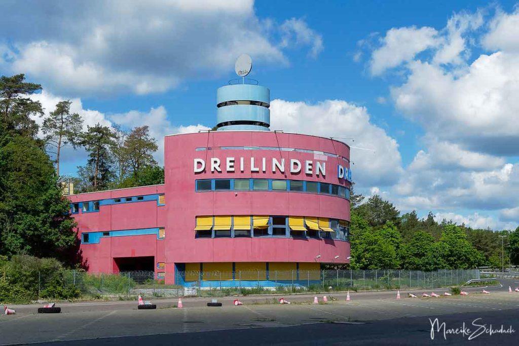 Verlassener Ort in Berlin - Raststätte Dreilinden