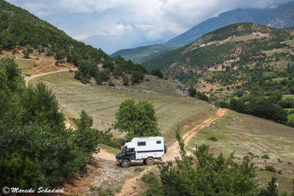 Roadtrip Albanien, Schwarzer Drin