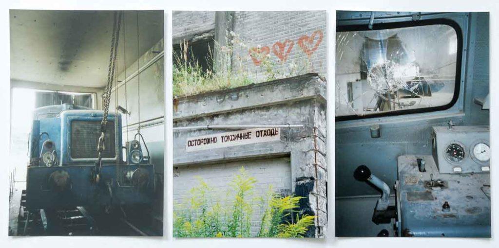 Lost Place bei Berlin: Rüdersdorfer Futterphosphat-Fabrik
