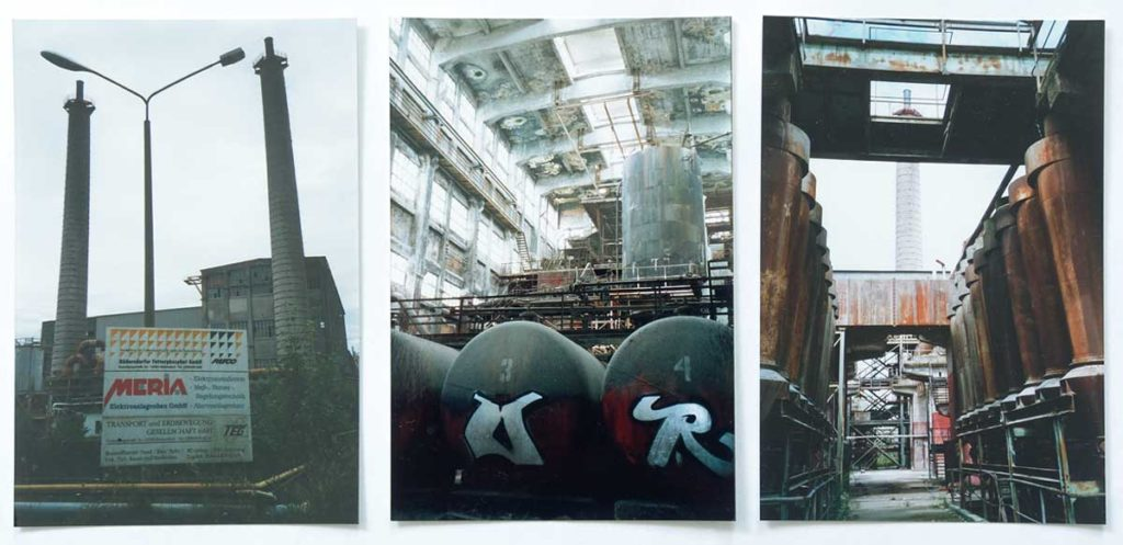 Verlasserner Ort bei Berlin: Rüdersdorfer Futterphosphat-Fabrik