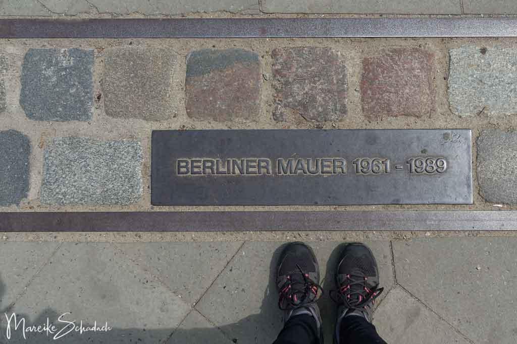 Berliner Mauerweg Highlights