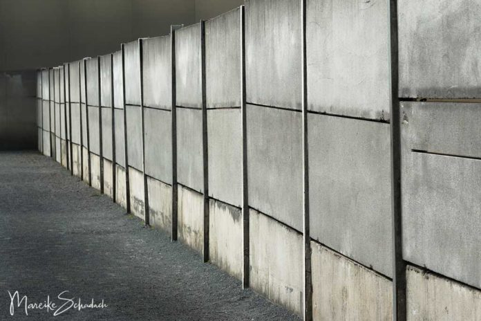 Spurensuche – Wachtürme und Reste der Berliner Mauer