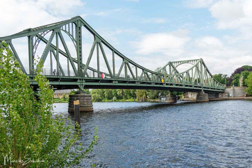 Berliner Mauerweg Highlights - Glienicker Brücke