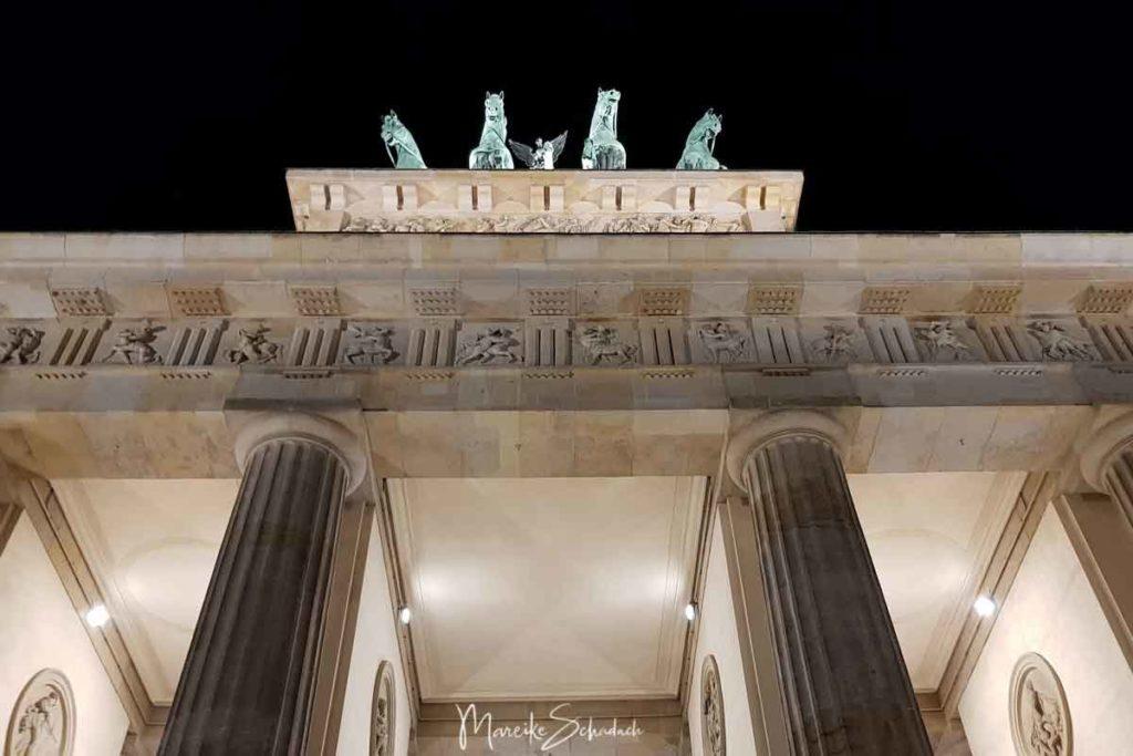 Berliner Mauerweg Highlights - Brandenburger Tor