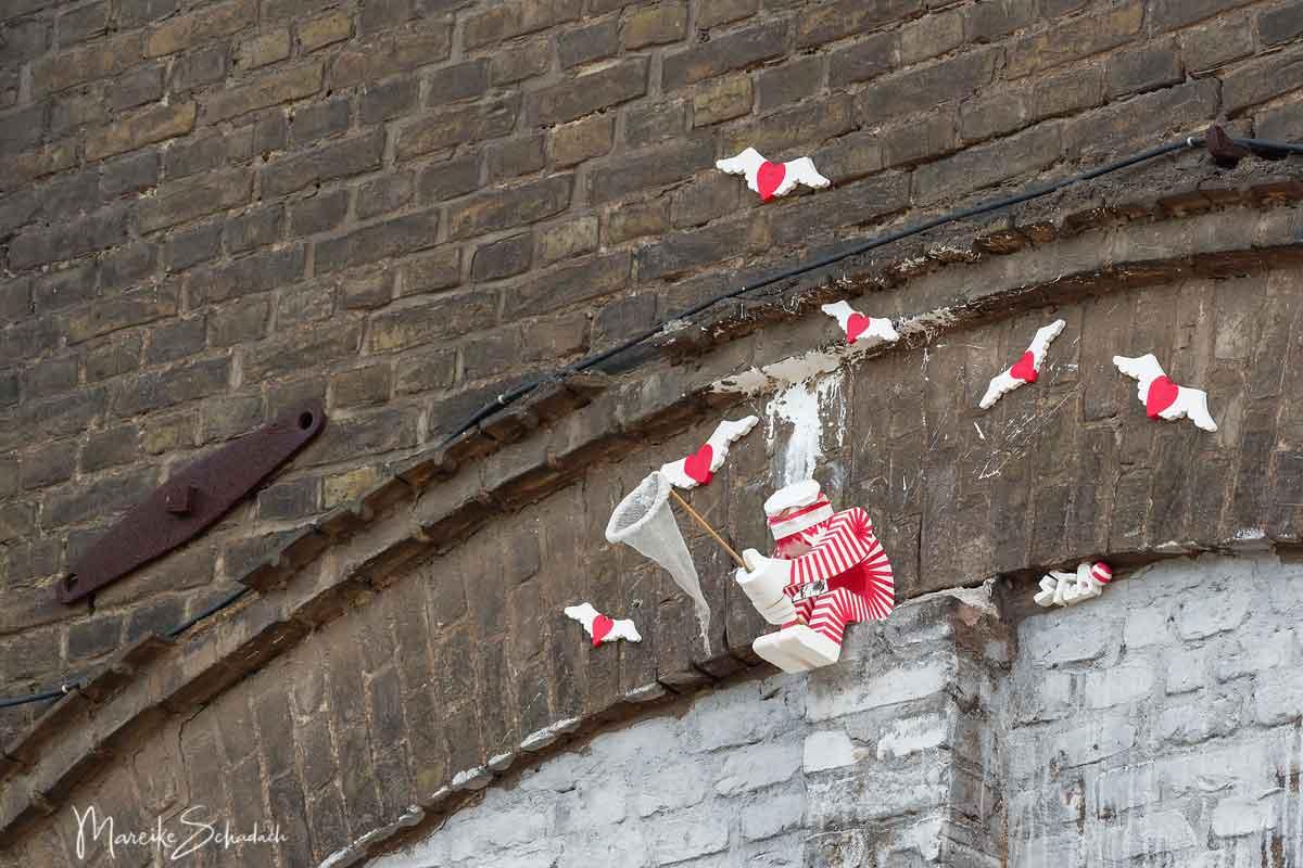 Das RAW-Gelände - Urban Art und Lost Place Romantik