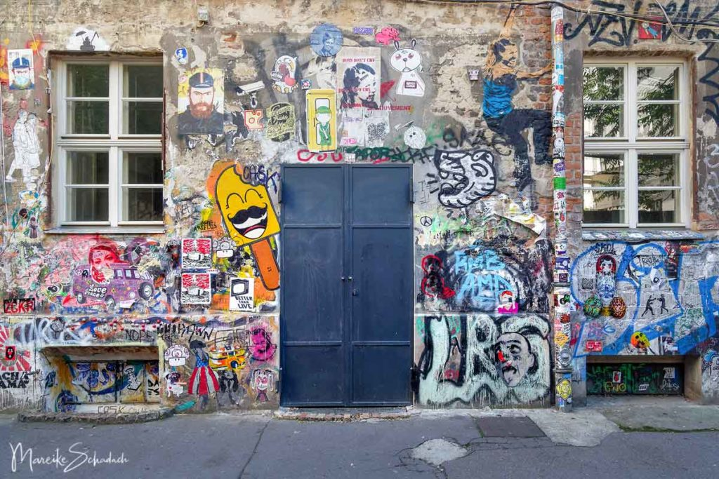 Haus Schwarzenberg – Street Art Highlight in Berlin